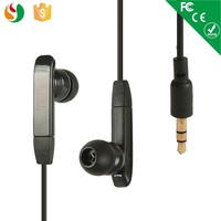 Factory price waterproof sport earphone with stereo fashion oem earbud