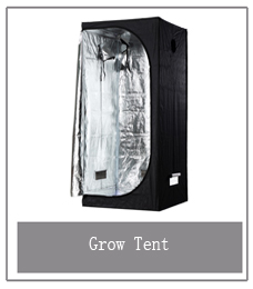 "Orientrise 16""x16""x48"" 600D Mylar Hydroponic Indoor Grow Tent for Plant Growing"