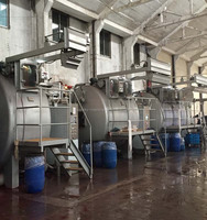High-Temperature Double Rope Fabric Dyeing Machine