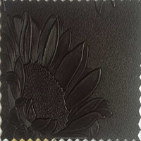 Good quality embossed upholstery pu leather material