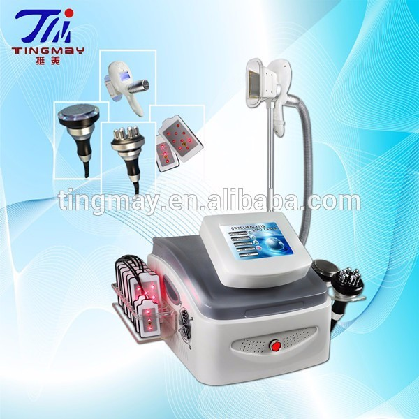 Professional 4 in 1 cryolipolysis fat freeze machine / cryolipolysis slimming machine / criolipolisis machine