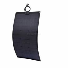 Custom made flexible RV solar panel kits ETFE semi solar panel