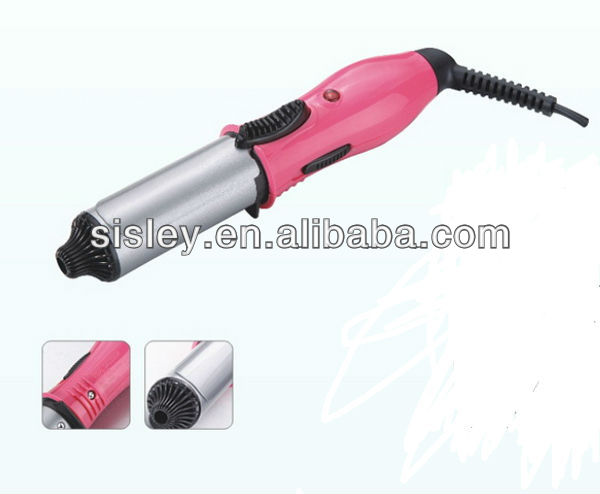 110-240V hot sale newest fashion mini automatic magic magic hair dryer curler diffuser roller wind spin