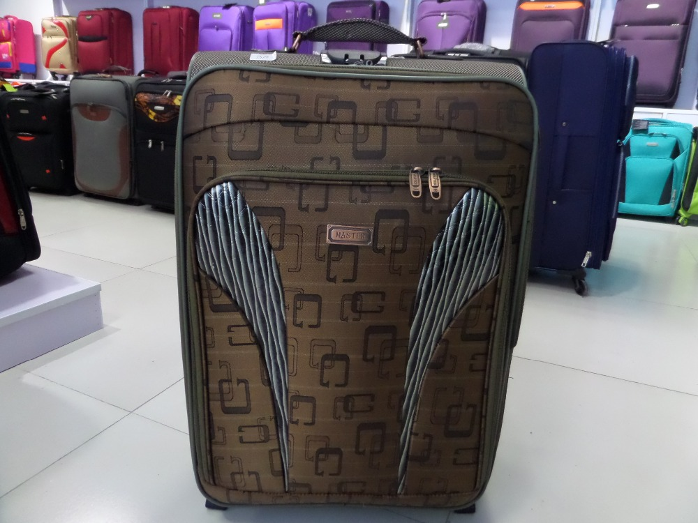 2015 Lightweight travel bags/Expander trolley luggage/Hot sale luggage with a laptop bag