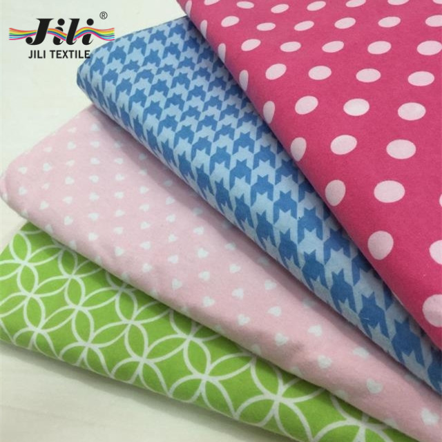 100% <strong>Cotton</strong> 20*10 40*42 Hot Sale <strong>Cotton</strong> Printed Flannel Quilted Fabric for Baby bedding