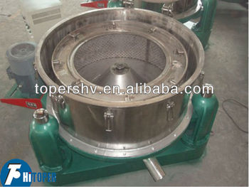 titanium centrifuge for chemical industry