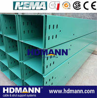 powder coated cable trunk metal