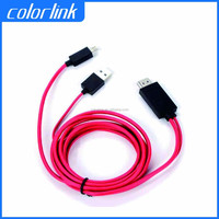 China Supplier MHL to HDMI Cable for Samsung Galaxy