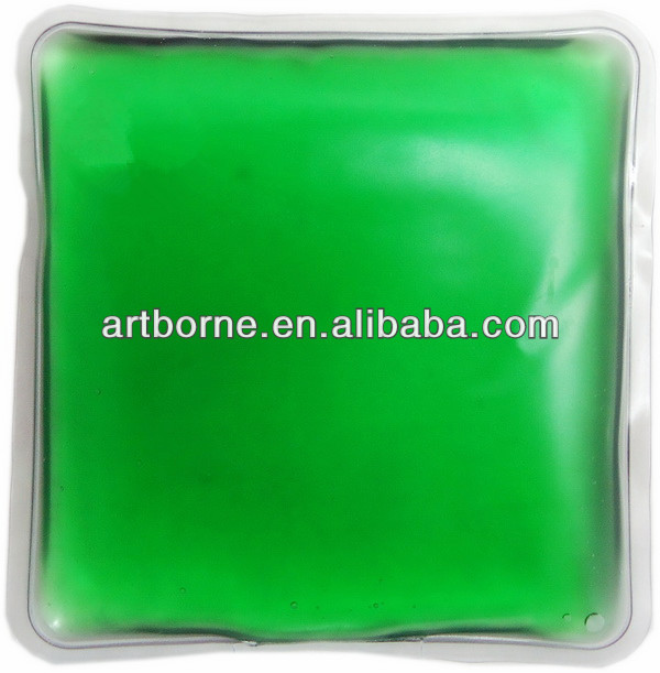 Artborne PVC patches for muscle pain
