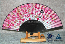 Personalized Chinese Design Bamboo Hand Fan Summer Gift Bamboo Fan