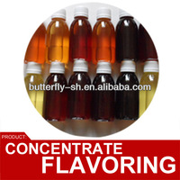 flavoring concentrate 120ml