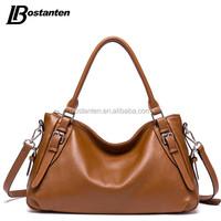 China wholesale popular women tote bag leather bags handbag on sale