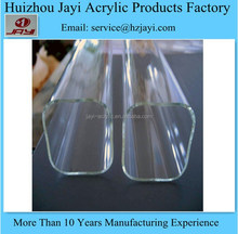 Factory wholesale plexiglass pipe and plastic tube