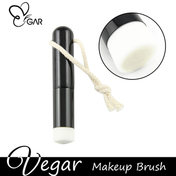Black color Nose cleaning makeup brush