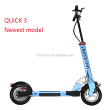 Range 30-50km Motor 400W Lightweight mobility scooters 2 wheel electric scooter
