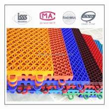 Sports Flooring PP material for basketball court, volleyball court, Badminton court.