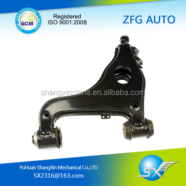 Find used car parts change control arm for German car W210 2103306107 2103307607 2103309007 520-587 K620088
