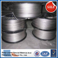 gr5 spring wire titanium raw material producer