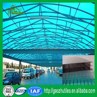 6mm hollow pc product carports garages with polycarbonate roof