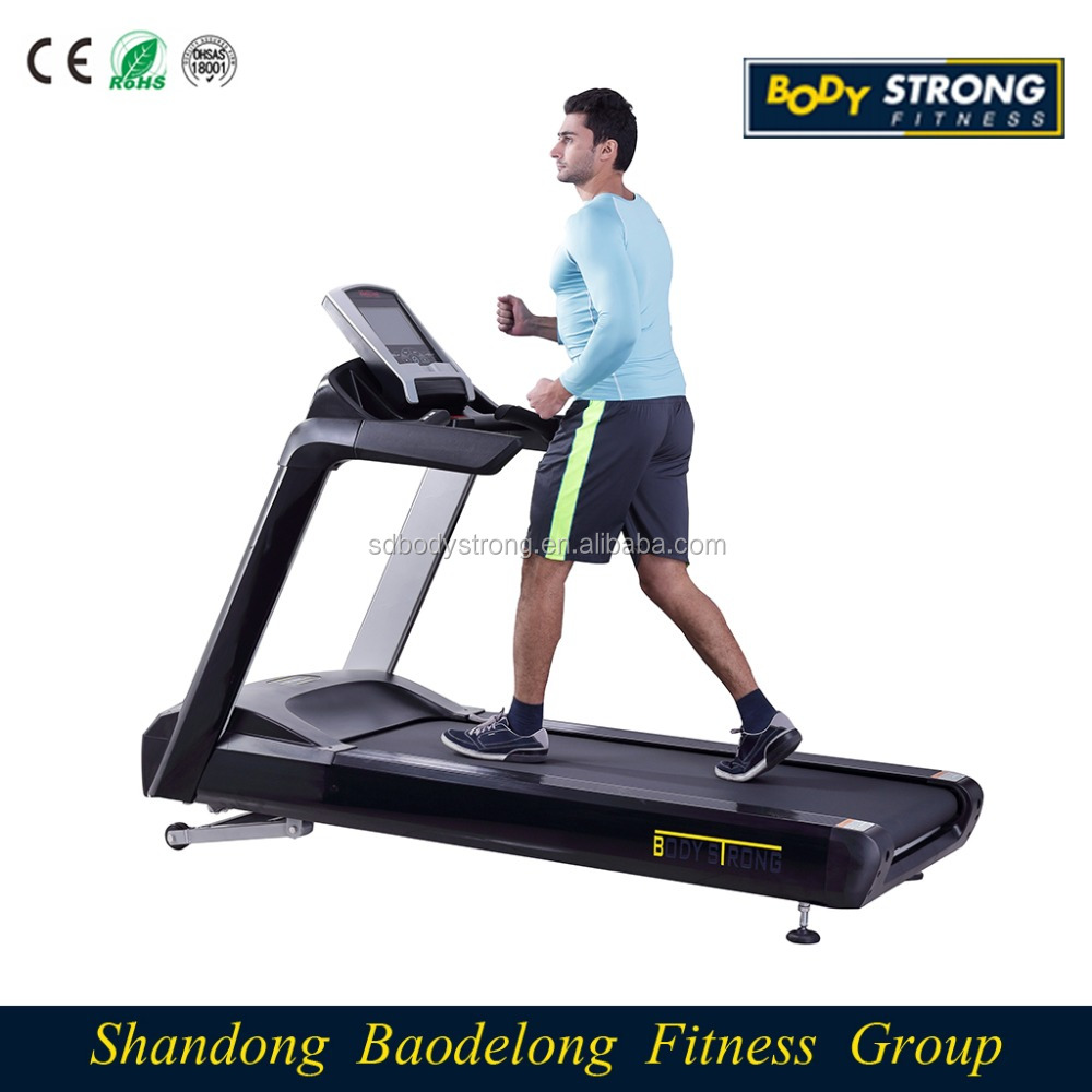 3.0HP Running Exercise Machine Commercial Treadmill