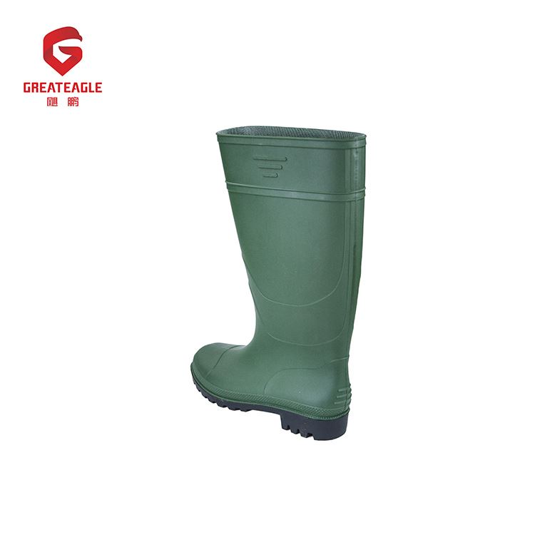 Electric insulation custom made wellington boots