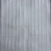 New sheer Stripe organza fabric for curtain