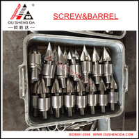 Arburg injection screw head, nozzle ,screw tips