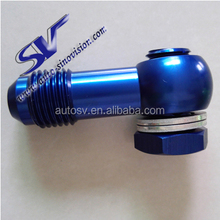 AN6 fisheye hollow screw M12*1.5+ gasket auto parts accessories modified tubing joint Pipe Fittings