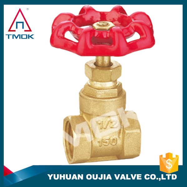 gate valve stem iron handle with long alum PN 40 high quality PPR new bonnet PTFE seated DN25 mini new bonnet NPT threaded