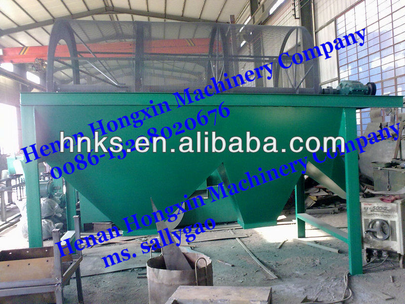 fertilizer Separating Screen vibrating screen for fertilizer fertilizer separation screen equipment fe