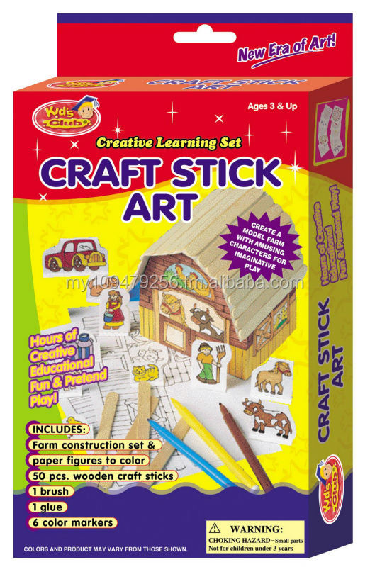 Craft Stick Art