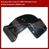Carbon fiber air intake duct for 2003-2007 Mitsubishi EVO