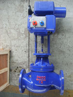 Regulating Electronic Gas Control Valve 100mm