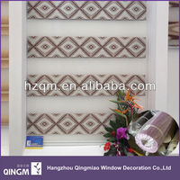 Home Decoration Item Window Curtain With 100% Polyeter Fabric