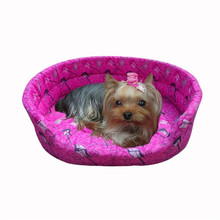 PinPai brand hot sale 5 size pet supply sofa travel filling orthopedic dog bed