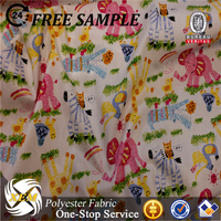 High quality cheap dragon print fabric