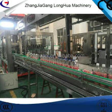 carbonated processing plant price /flavored water filling machine production line, juicer machine