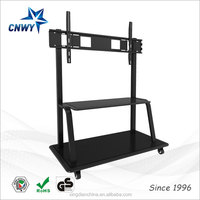 free standing corner tv stand designs with lock up to 600*400mm