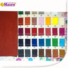 Soft thinner PU fake leather for garments, bags, sofa