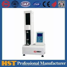 HS-L Paper Tensile Tester , Cardboard Tension Strength Test Machine