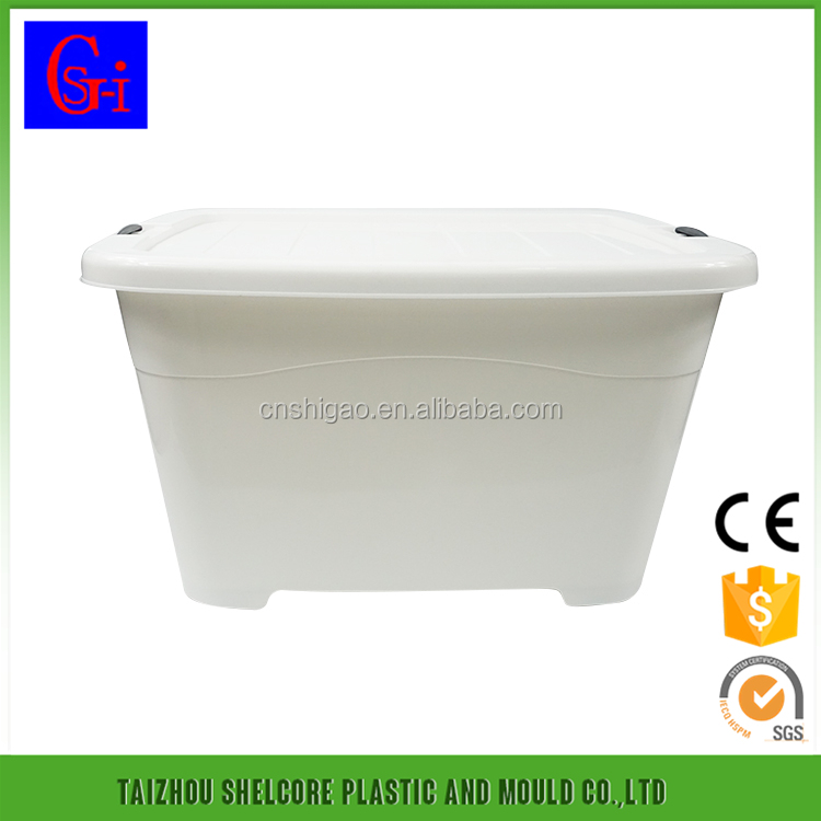 New Style Quality-Assured Large Plastic Garden storage box