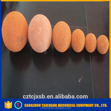 hot sale & high quality sponge rubber ball for wholesale