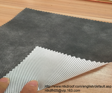 high permeable waterproof breathable roofing underlay membrane