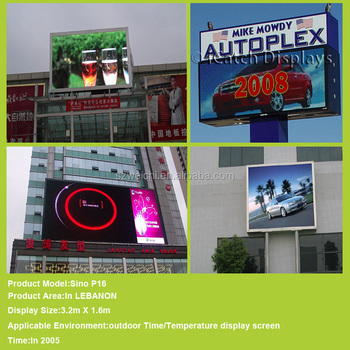 advertising signs indoor single color display module red vivid smd 1in1 p6 led screen