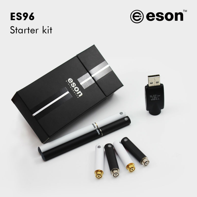 Es96 starter kit mini health rechargeable electronic hookahs for sale