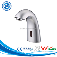 Cold Water Brass Automatic Tap Faucet with Sensor High Flow