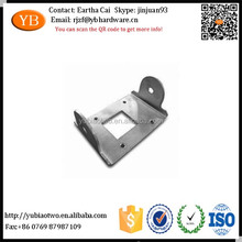 customized handrail bracket and bed slat brackets from alibaba website