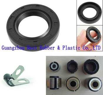 rubber coated to metal / steel parts