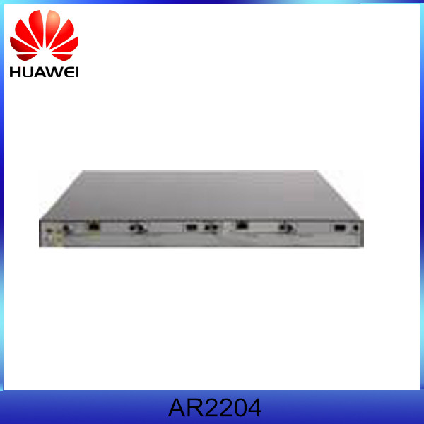 HUAWEI AR2204-27GE/ AR2204-27GE-P Enterprise Routers from Digital Signal Processor (DSP) support to Smart Interface Cards (SICs)