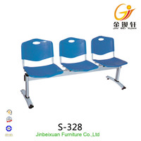 Wholesale Used Stadium Seats Plastic Waiting Chair For Outdoor S-328
